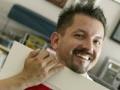 Lalo Alcaraz - Entrevista al animador Lalo Alcaraz