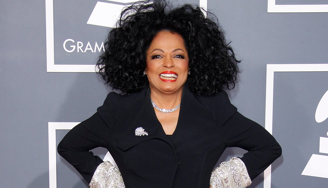 Singer, Diana Ross, March Celebrity Birthday Milestones