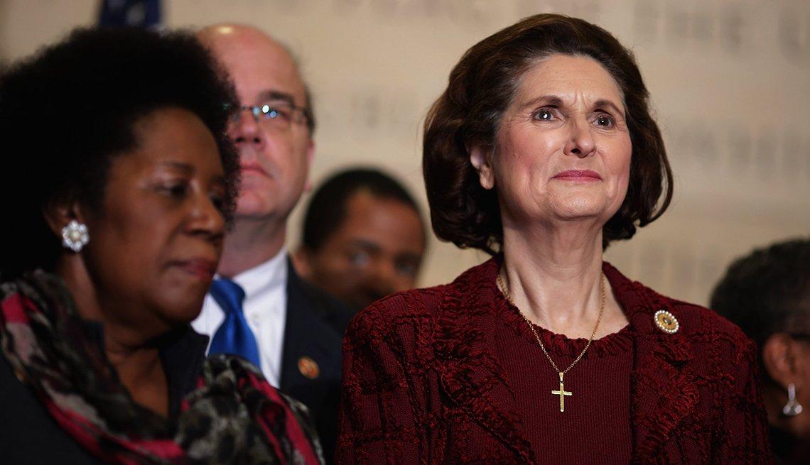 Lynda Bird Johnson Robb, Former President Lyndon Johnson Daughter, March Celebrity Birthday Milestones