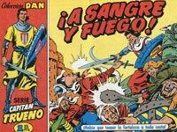 Capitán Trueno - Superheroes latinoamericanos