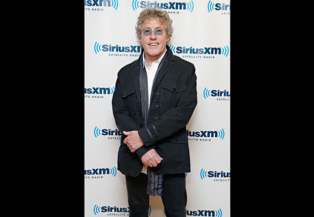 Roger Daltrey, 70. March Milestone Birthdays.