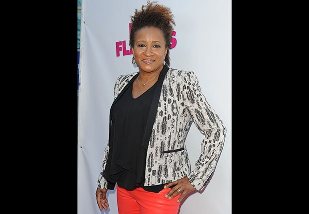Wanda Sykes, 50. March Milestone Birthdays.