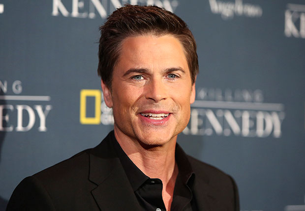 Rob Lowe, 50. March Milestone Birthdays.