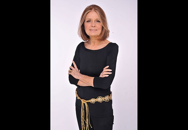 Gloria Steinem, 80. March Milestone Birthdays.