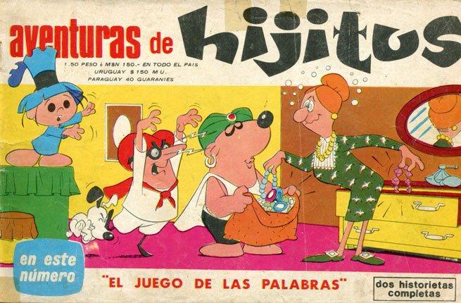 Hijitus - Superheroes latinoamericanos
