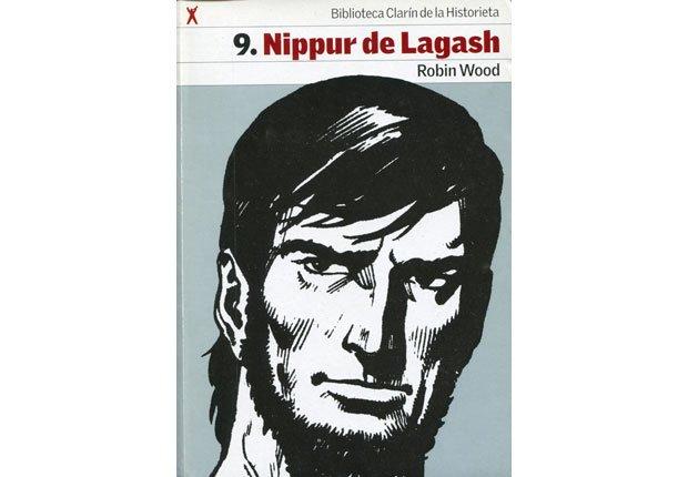 Nippur de Lagash - Superheroes latinoamericanos