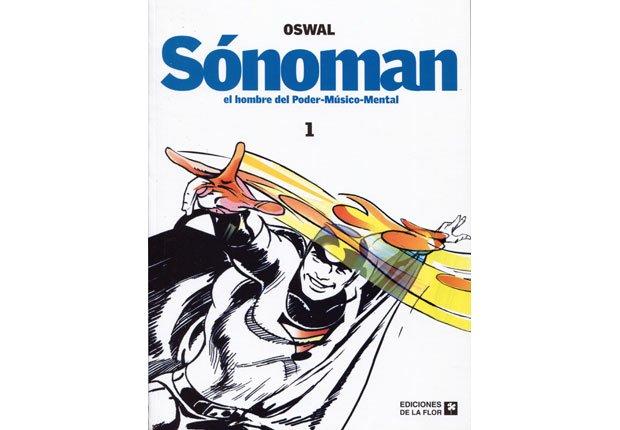 Sónoman - Superheroes latinoamericanos