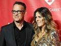 Tom Hanks and Rita Wilson. Romantic Couples Over 50.