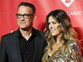 Tom Hanks and Rita Wilson. Romantic Couples Over 50.