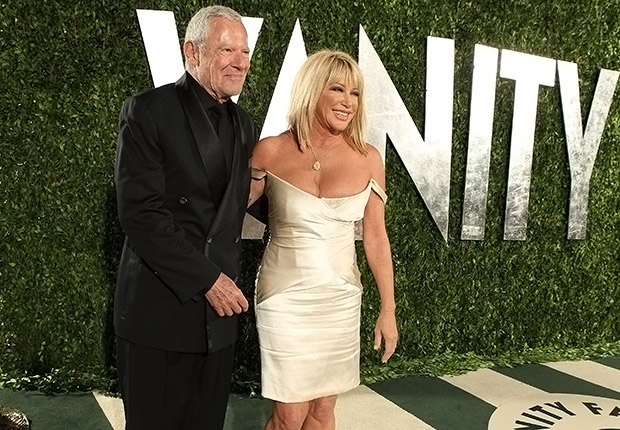 Alan Hamel and Suzanne Somers. Romantic Couples Over 50.