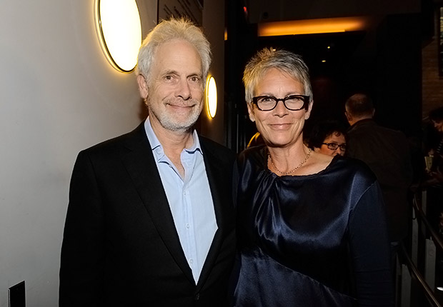 Christopher Guest and Jamie Lee Curtis. Romantic Couples Over 50.