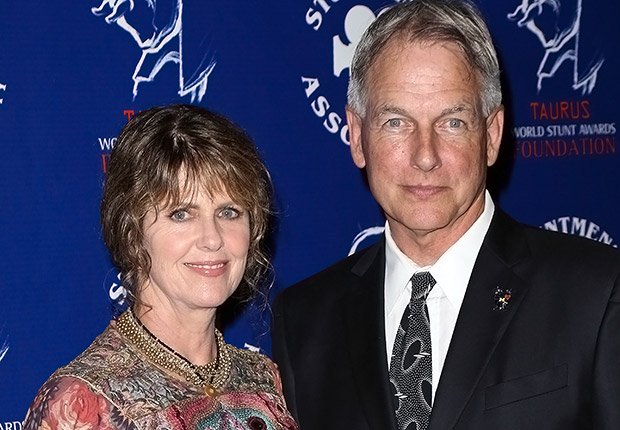 Pam Dawber and Mark Harmon. Romantic Couples Over 50.