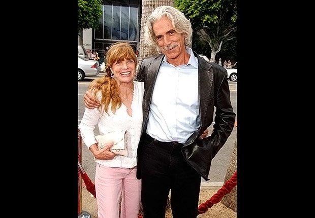 Katharine Ross and Sam Elliott. Romantic Couples Over 50.