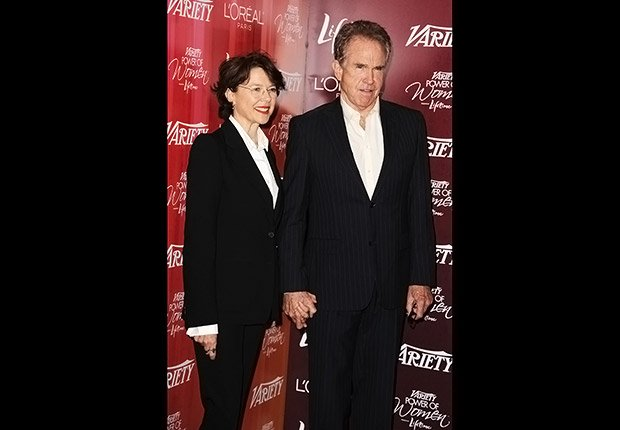 Annette Bening and Warren Beatty. Romantic Couples Over 50.