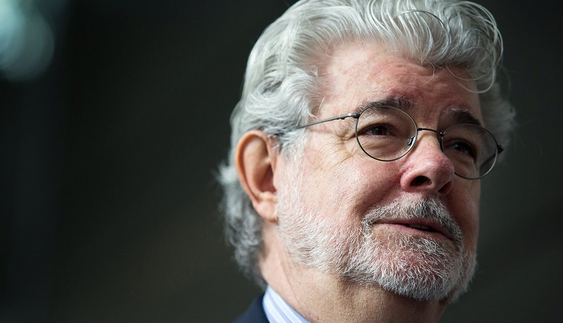 George Lucas, Director, Writer, May 2014 Celebrity Birthday Milestones