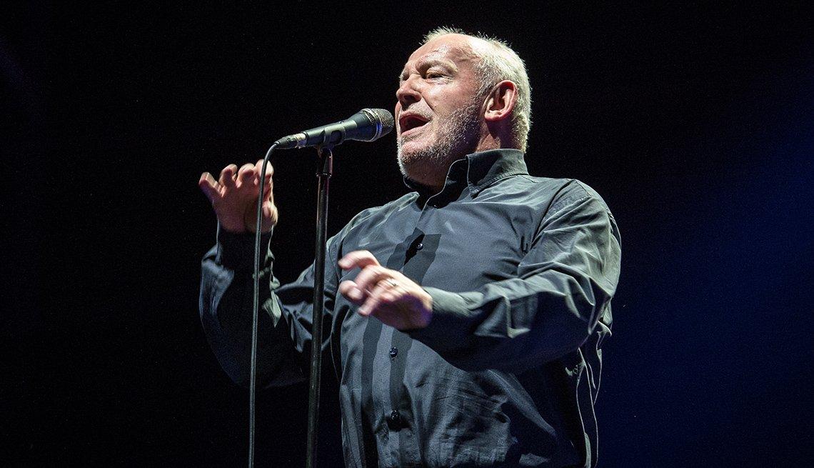 Joe Cocker, Singer, Musician, May 2014 Celebrity Birthday Milestones