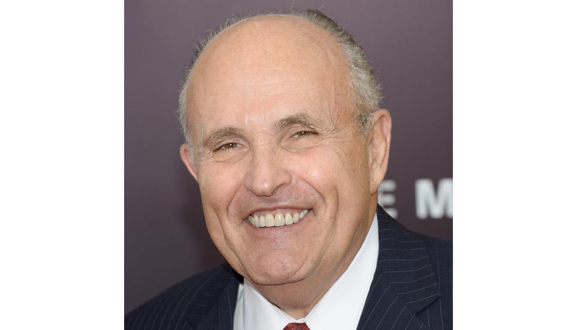 Rudolph, Rudi Giuliani, Former New York Mayor, Politician, May 2014 Celebrity Birthday Milestones