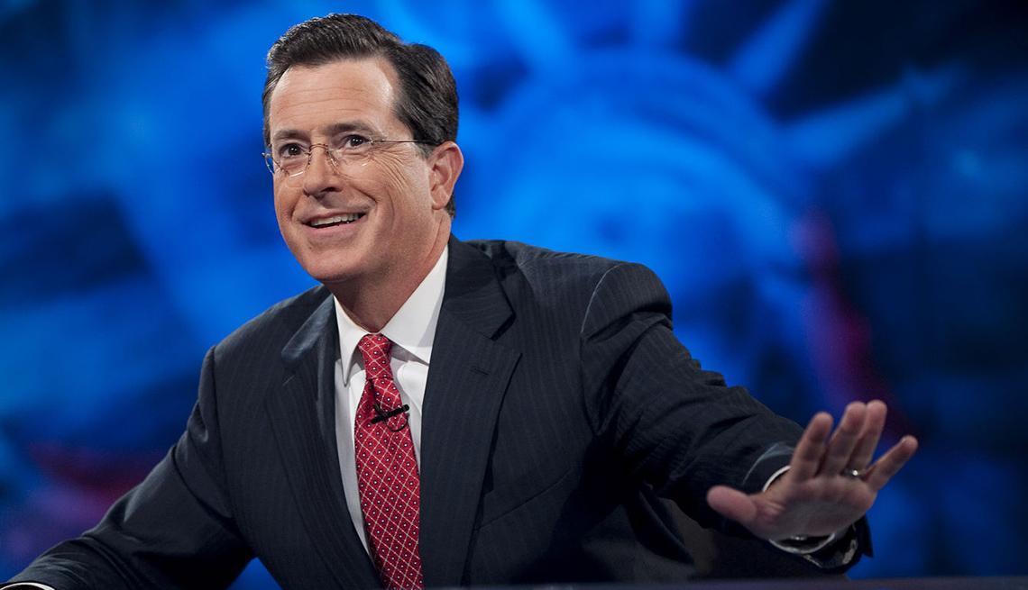 Stephen Colbert, Television Host, May 2014 Celebrity Birthday Milestones
