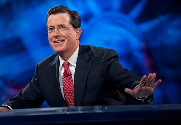 Stephen Colbert cumple 50 años este mayo - Cumpleaños este mayo