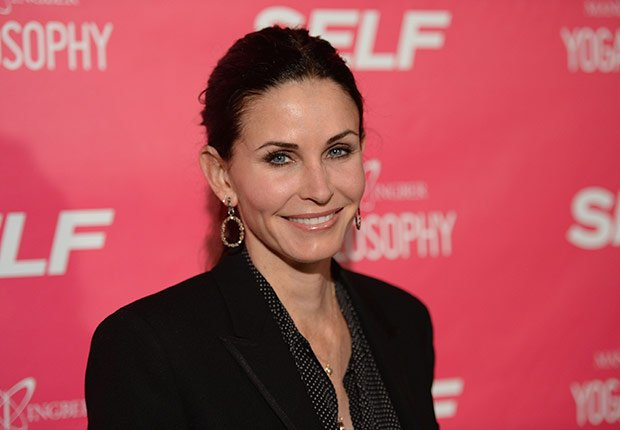 Courteney Cox, 50. June Milestone Birthdays.