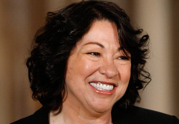 Sonia Sotomayor, 60. June Milestone Birthdays.