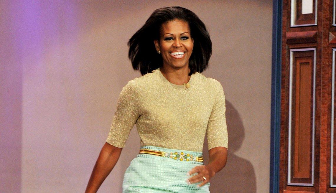 Michelle Obama, Tonight Show, Jay Leno, Fashion Styles, 50 Plus