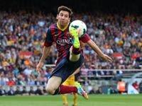 Messi - El equipo de ensueño de fútbol