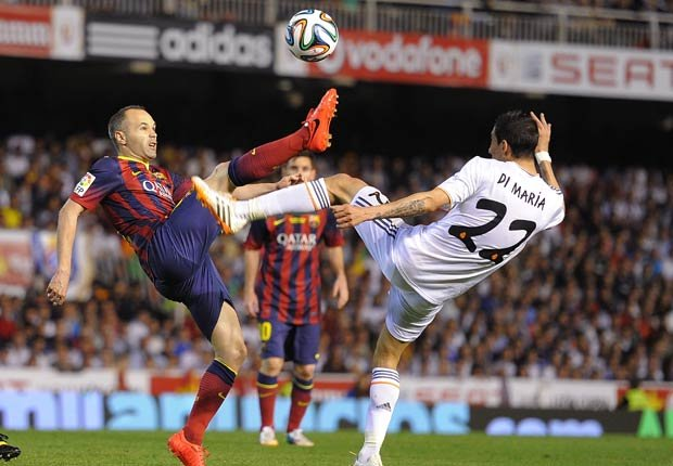 Andrés Iniesta - El equipo de ensueño de fútbol