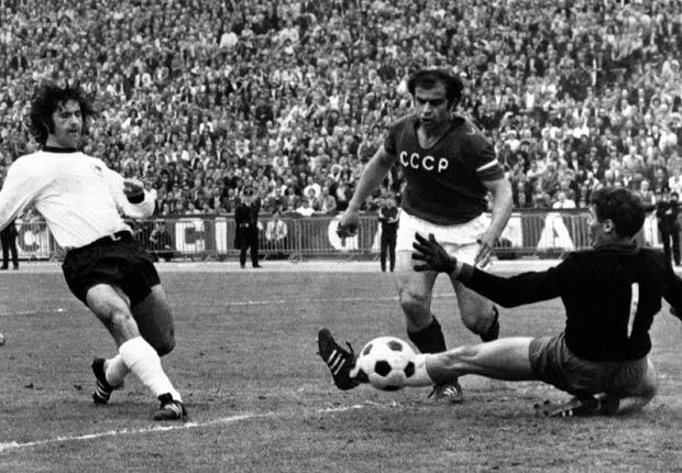 Gerd Muller - Los mejores goleadores de todos los tiempos