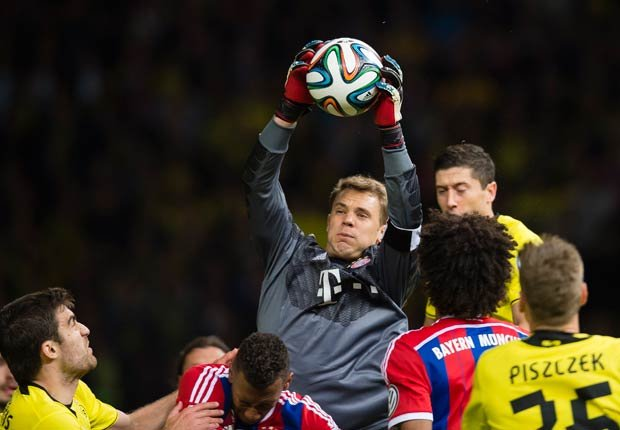 Michael Neuer - El equipo de ensueño de fútbol
