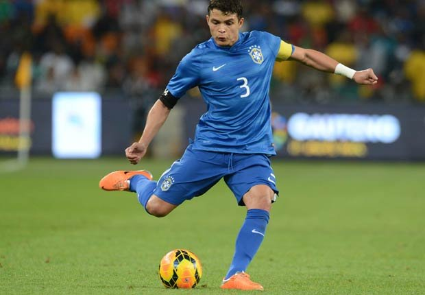 Thiago Silva - El equipo de ensueño de fútbol