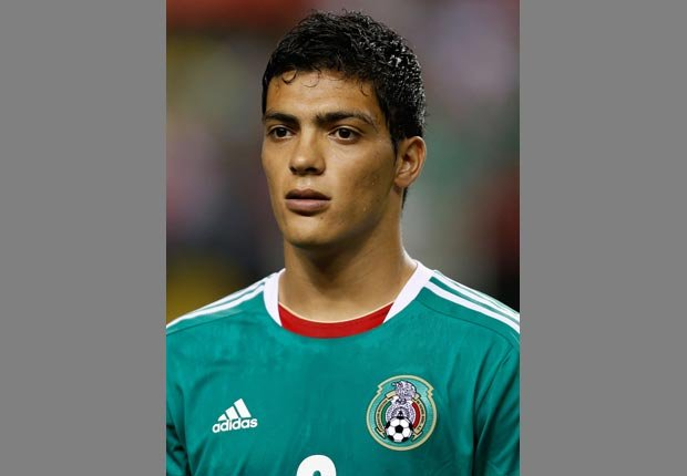 Raúl Jiménez,  Los jugadores más sexis de la copa del mundo