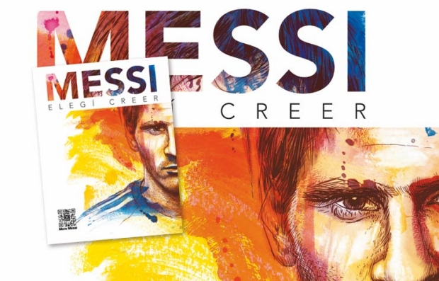 Libro de Messi - Elegí Creer
