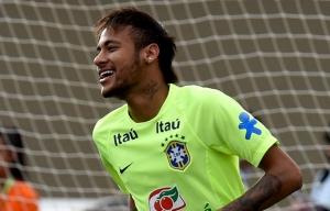 Neymar, Los jugadores más sexis de la copa del mundo