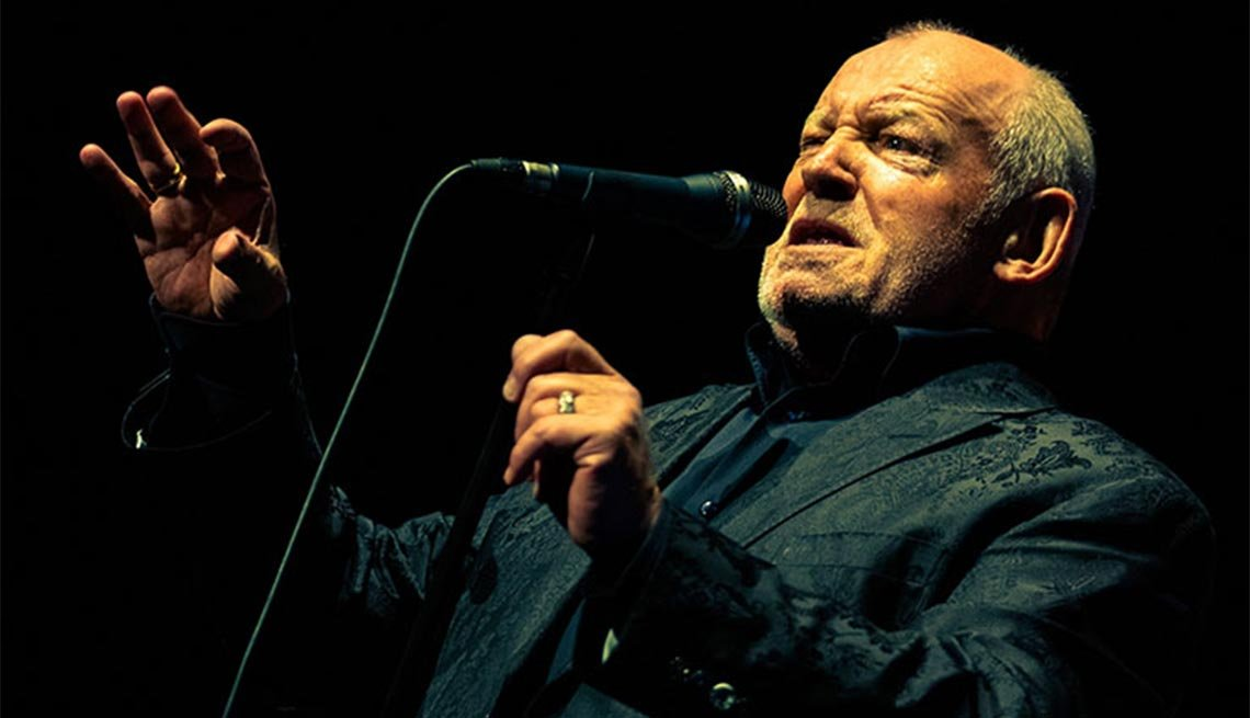Joe Cocker, 70, Singer, 2014 Celebrity Obituaries