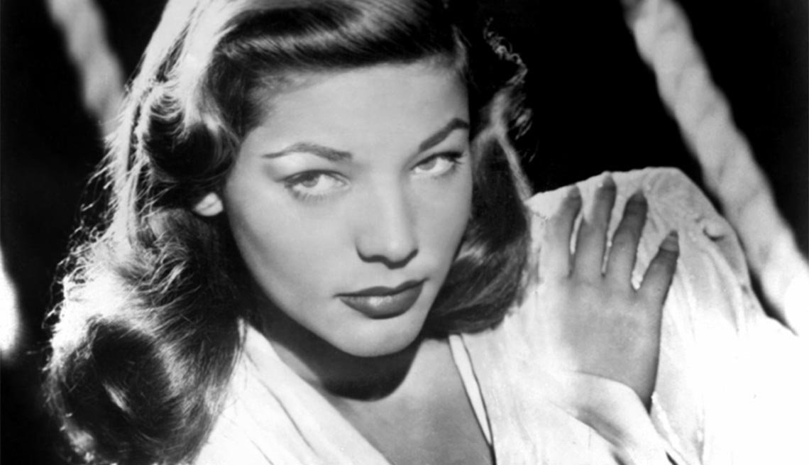 Lauren Bacall, 89, Actress, 2014 Celebrity Obituaries