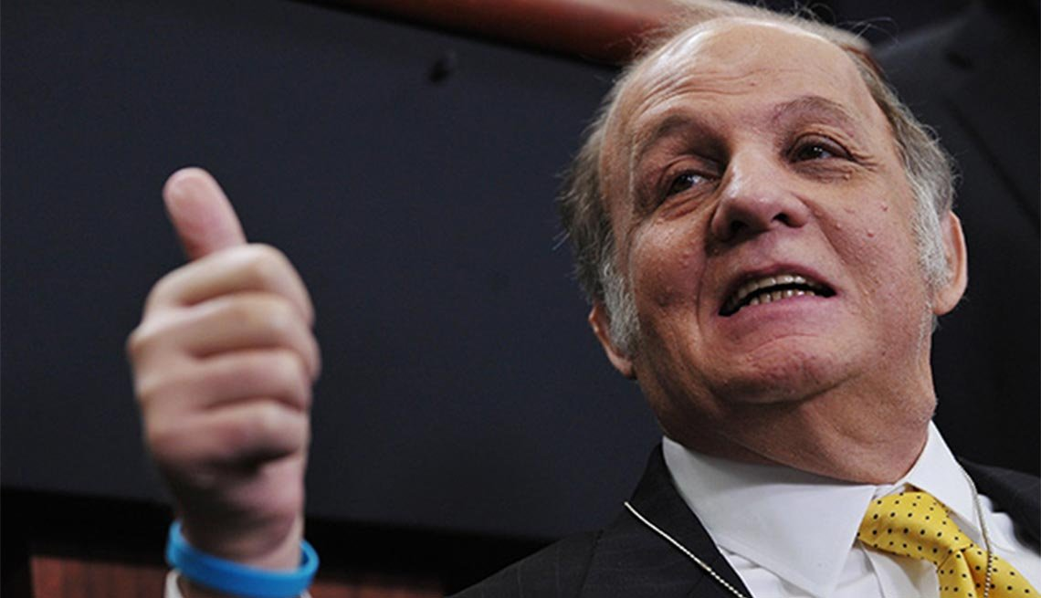 James Brady, 73, Politician, 2014 Celebrity Obituaries