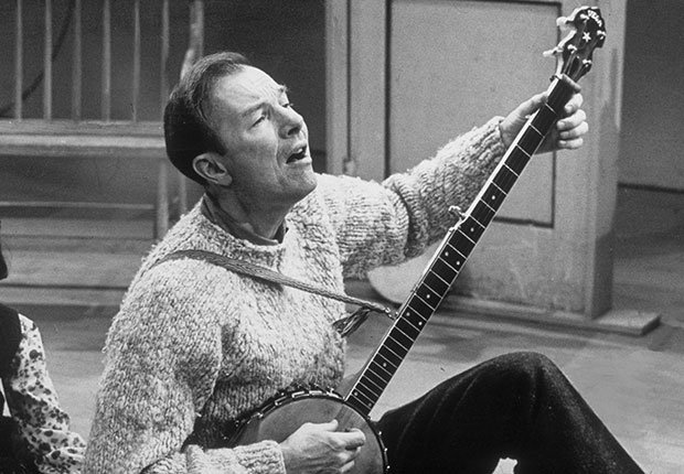 Pete Seeger. 2014 Celebrity Obituaries.