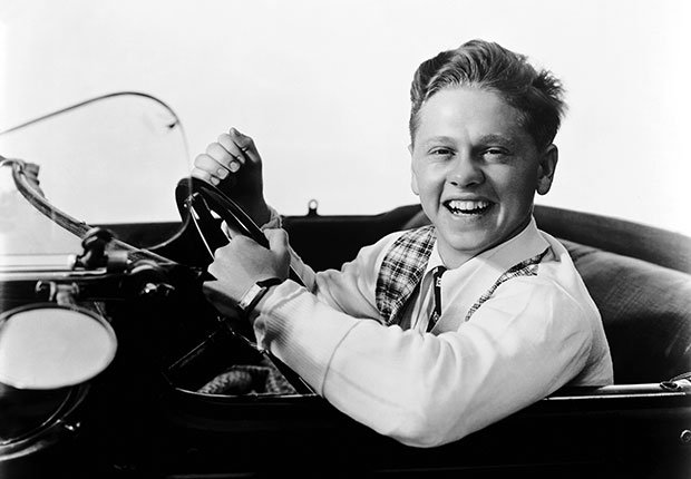 Mickey Rooney. 2014 Celebrity Obituaries.