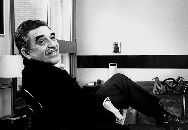 Gabriel Garcia Marquez. 2014 Celebrity Obituaries.