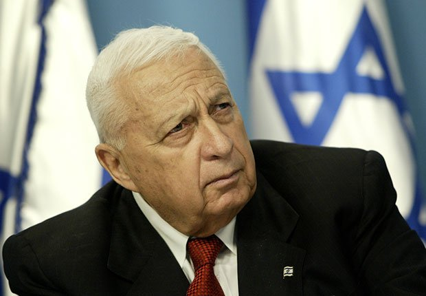 Ariel Sharon. 2014 Celebrity Obituaries.