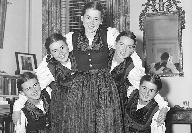 Maria Von Trapp. 2014 Celebrity Obituaries.