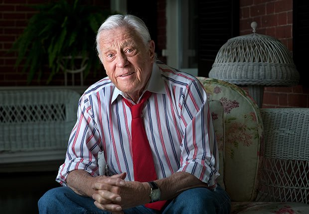 Ben Bradlee, 2014 Celebrity Obituaries