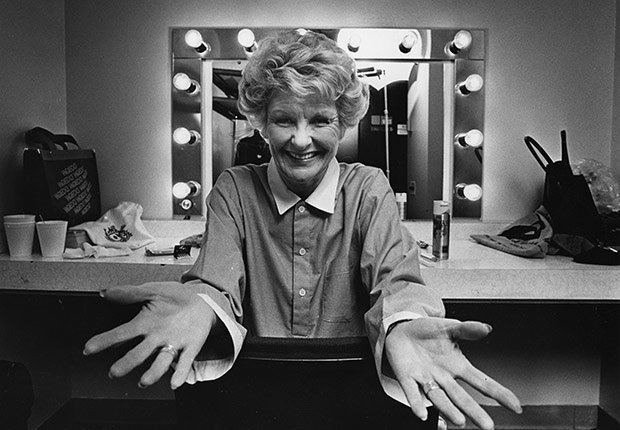 Elaine Stritch. 2014 Celebrity Obituaries.