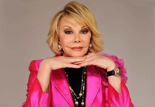 Joan Rivers Has Died At Age 81.