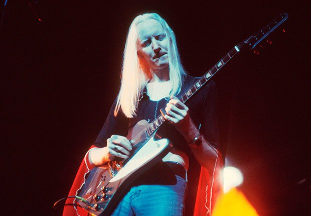 Johnny Winter. 2014 Celebrity Obituaries.