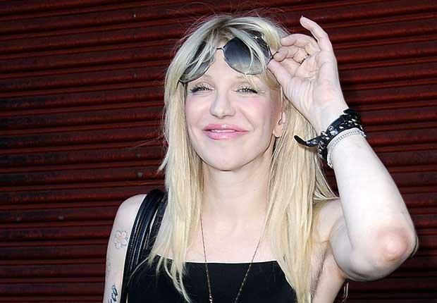 Courtney Love cumple 50 años este Julio - Cumpleaños de Julio