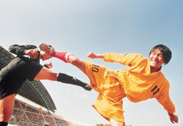 Shaolin Soccer, 2001 - Mejores películas de fútbol