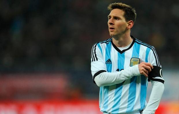 Lionel Messi. Mundial de Fútbol 2014