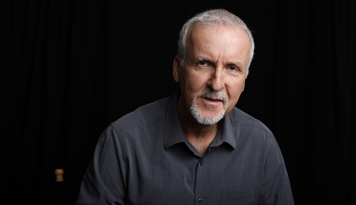 James Cameron, Director, August 2014 Celebrity Birthday Milestones